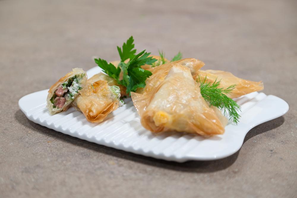 Σε επανάληψη: Την Τετάρτη 24 Αυγούστου η Ελένη μαγειρεύει παρέα με τον Αλέξανδρο Παπανδρέου και τον Chef Ξενοφώντα Κατσιμαγκλή μας προτείνουν