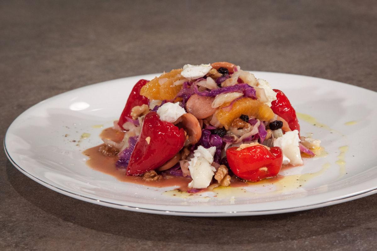 Επανάληψη: Σήμερα Tρίτη 17/01 στο Σεφ στον Αέρα η Ευγενία Μανωλίδου μπαίνει στην κουζίνα και μαγειρεύει με τις οδηγίες της Chef Αυγερίας Σταπάκη