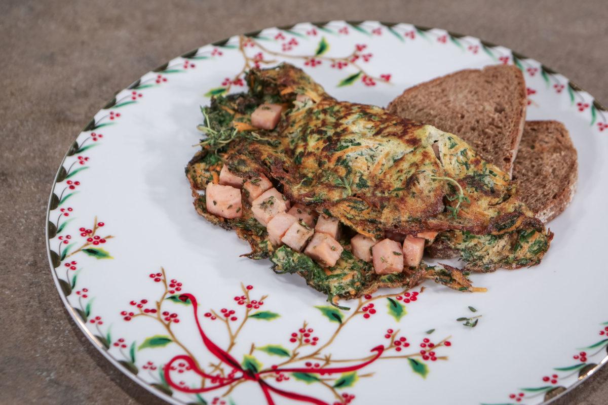 Σεφ στον Αέρα - Δείτε σήμερα Τετάρτη 28/12 στο Σεφ στον Αέρα την Ελένη παρέα με τον Chef Αλέξανδρο Πορφύρη και την μαγείρισσα Τασούλα Κουφοπούλου