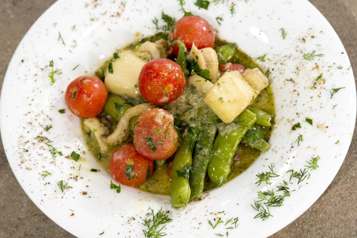 Σεφ στον Αέρα - Σήμερα Παρασκευή 14/04 στο Σεφ στον Αέρα η Λένα Καλλίδη & ο Βασίλης Καλλίδης μαγειρεύουν νηστίσιμα & γιορτινά